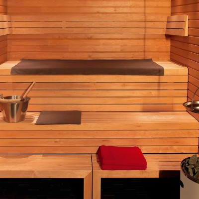 Sauna rilassante
