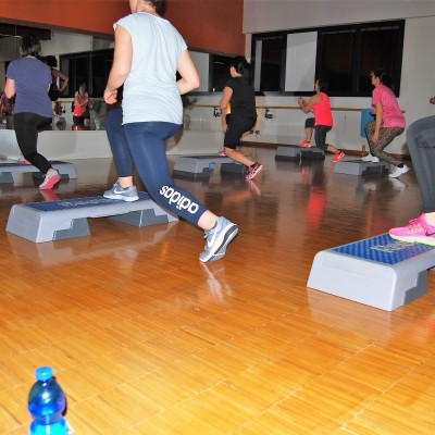 Atletic Tempo Step