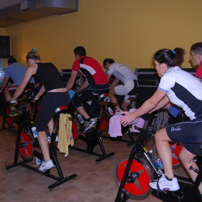 Atletic cycling group