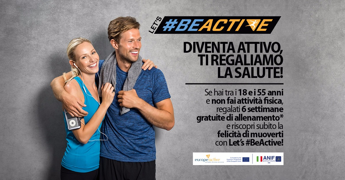 Let's BeActive immagine Atletic Colfosco