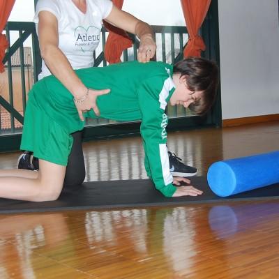 Ginnastica posturale funzionale rieducativa nei bambini e nei ragazzi