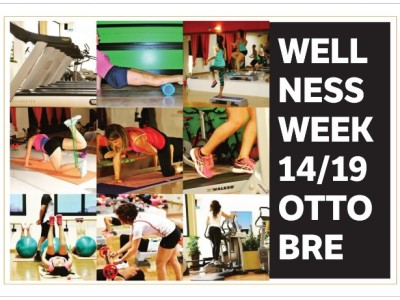 OPEN WELLNESS WEEK