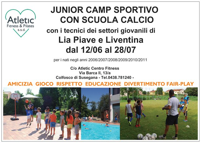 Atletic Colfosco Camp Sportivo